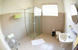 Banheiro Pousada Villa do Conde Brotas