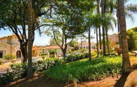 Jardim – Pousada Villa do Conde Brotas